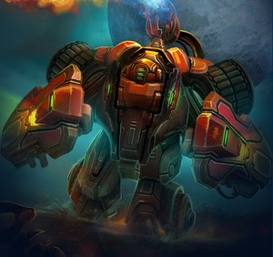 Starcraft Hellbat