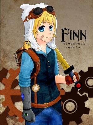 Steampunk finn