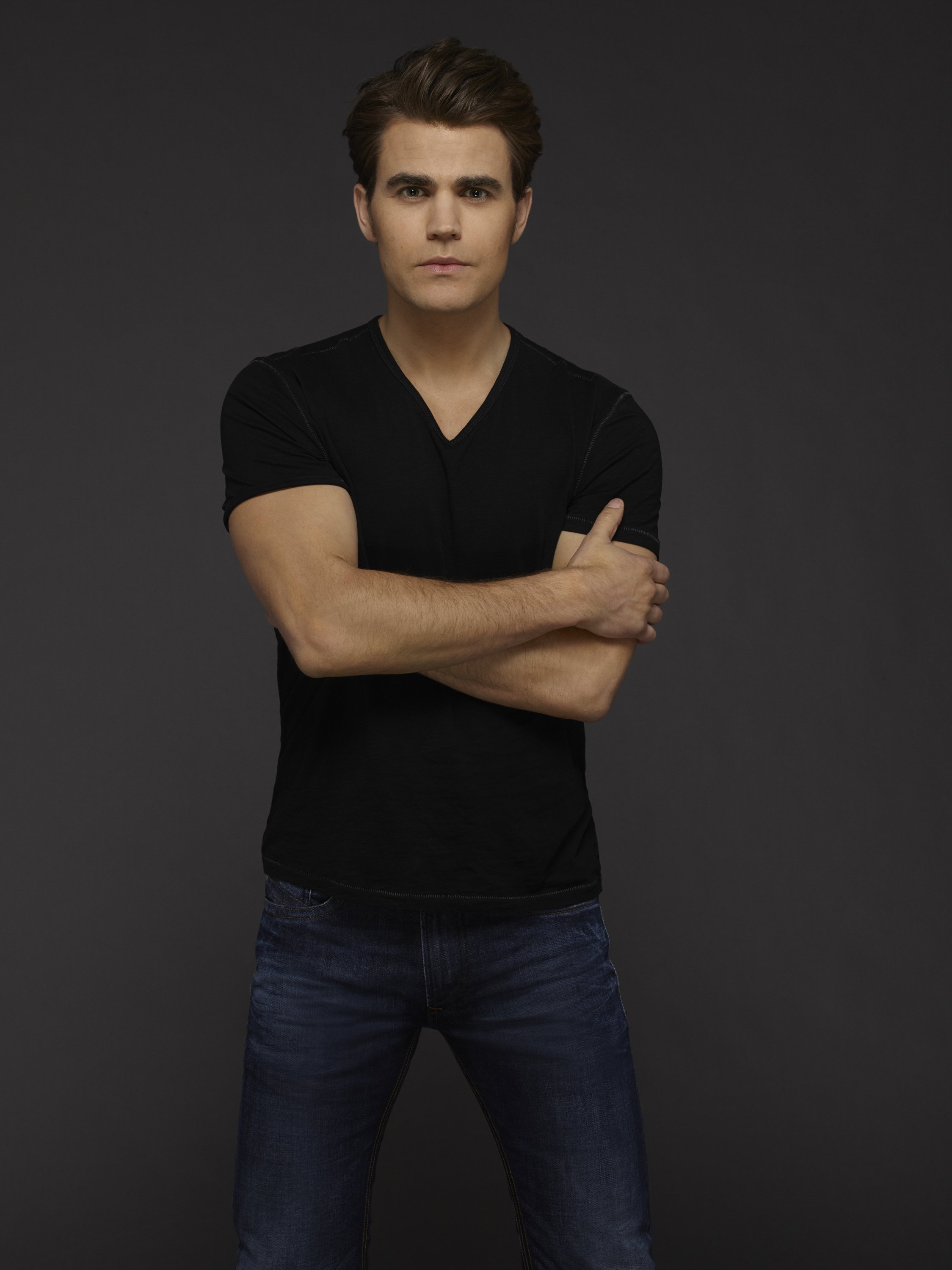 Stefan Salvatore season 6 official picture