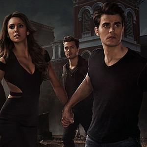 Stefan and Elena season 6 promotional fotografia