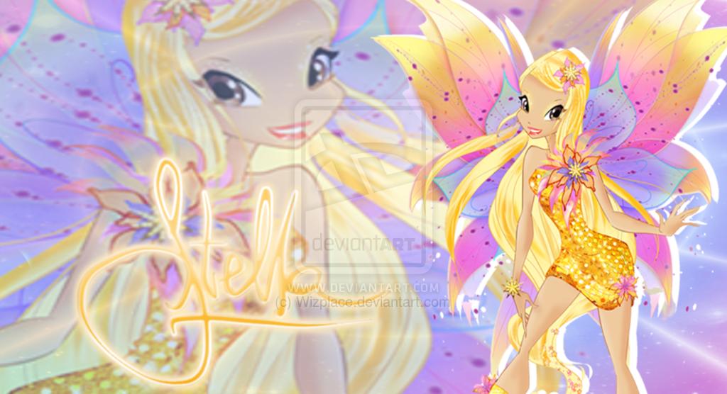 Stella: 2D Mythix achtergrond