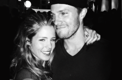Stephen Amell was in contention for a People's Choice Award for favorito! On-Screen Chemistry