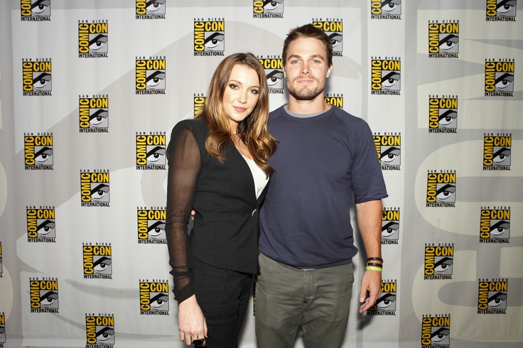 Stephen and Katie