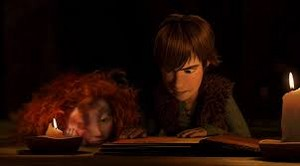 Studying with Hiccup