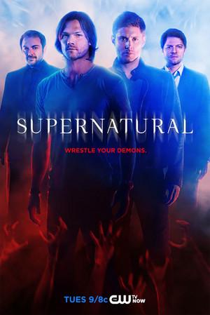 Supernatural - Season 10 Poster