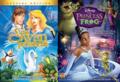 Swan Princsss vs Princess and the Frog dvd - swan-princess photo