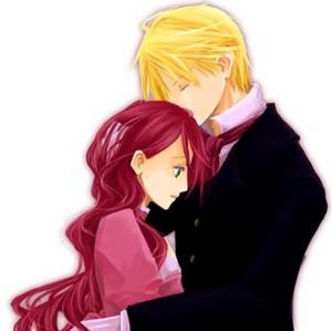 Sweet hug....