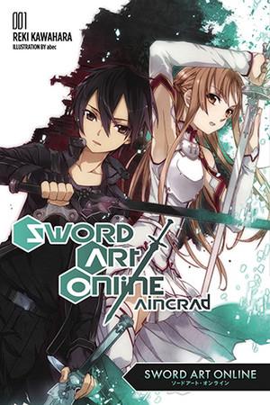 Sword Art Online Volume 1 English
