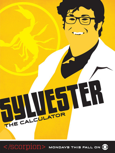 Scorpion (CBS) wallpaper possibly containing anime titled Sylvester Dodd