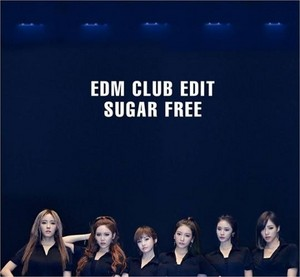 T-ara「SUGAR FREE」