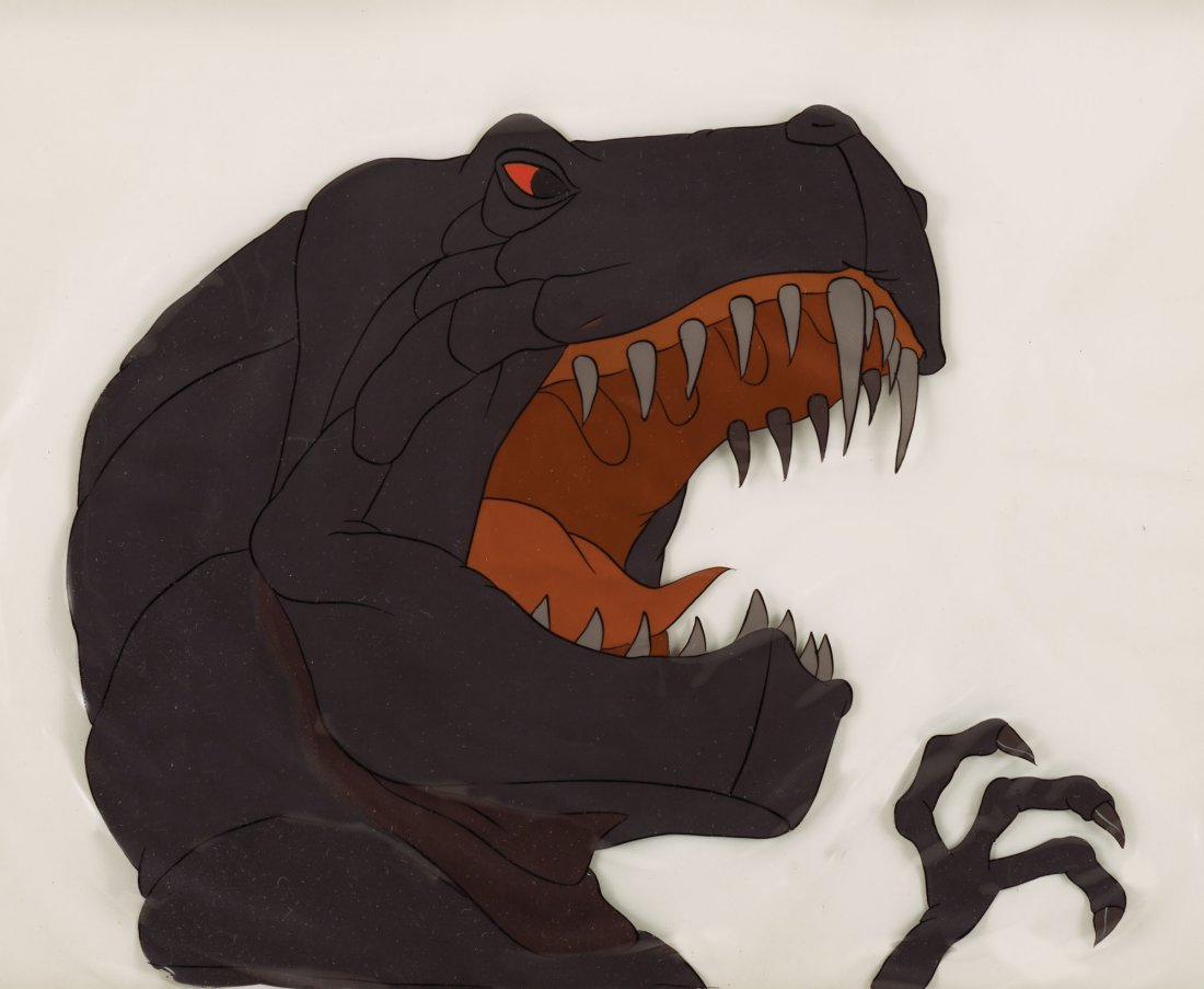 T Rex Cel The Rite Of Spring Fantasia Sequence Photo