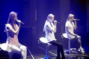 TTS 'Holler' Showcase Rehearsal