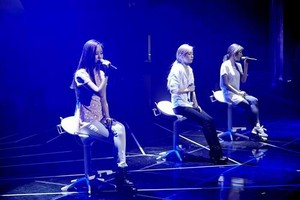 TTS 'Holler' Showcase Rehearsal