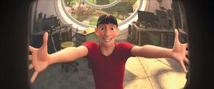 Tadashi in 2nd trailer