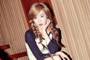 """TaeTiSeo Tiffany """"Holler"""" Image Teaser"""