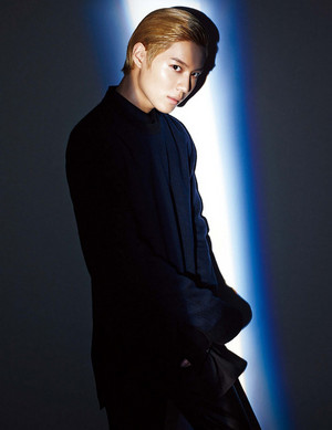 Taemin Magazine- Ace Era