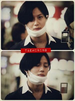 Taemin on the way To Япония - Ace Era