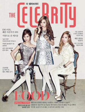 Taetiseo - The Celebrity Magazine October Issue '14