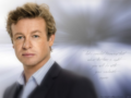 Take comfort... - the-mentalist wallpaper