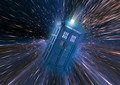 Tardis in Spae - tardis photo