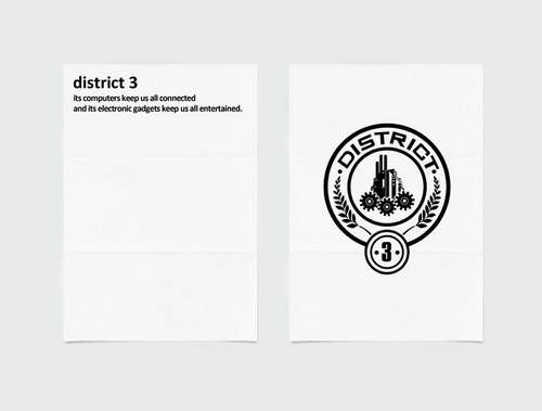 The hunger games images technology district 3 hd wallpaper and the hunger games wallpaper probably containing a venn diagram titled technology district 3 ccuart Gallery