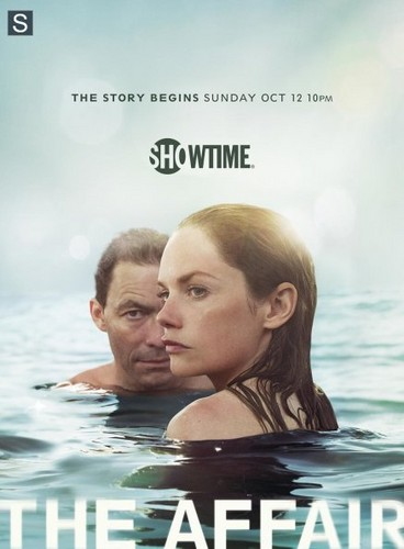 The Affair (2014 TV Series) wolpeyper possibly containing a hot tub, a water, and a bather called The Affair Official Poster