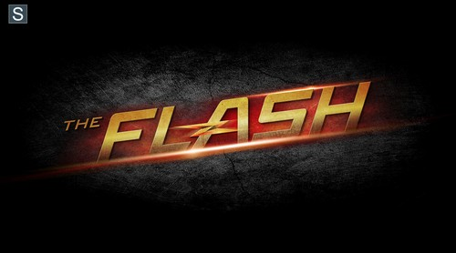 The Flash (CW) Обои probably containing a мультиплекс called The Flash - Official Logo