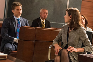 The Good Wife - Episode 6x03 - Dear God - Promotional ছবি