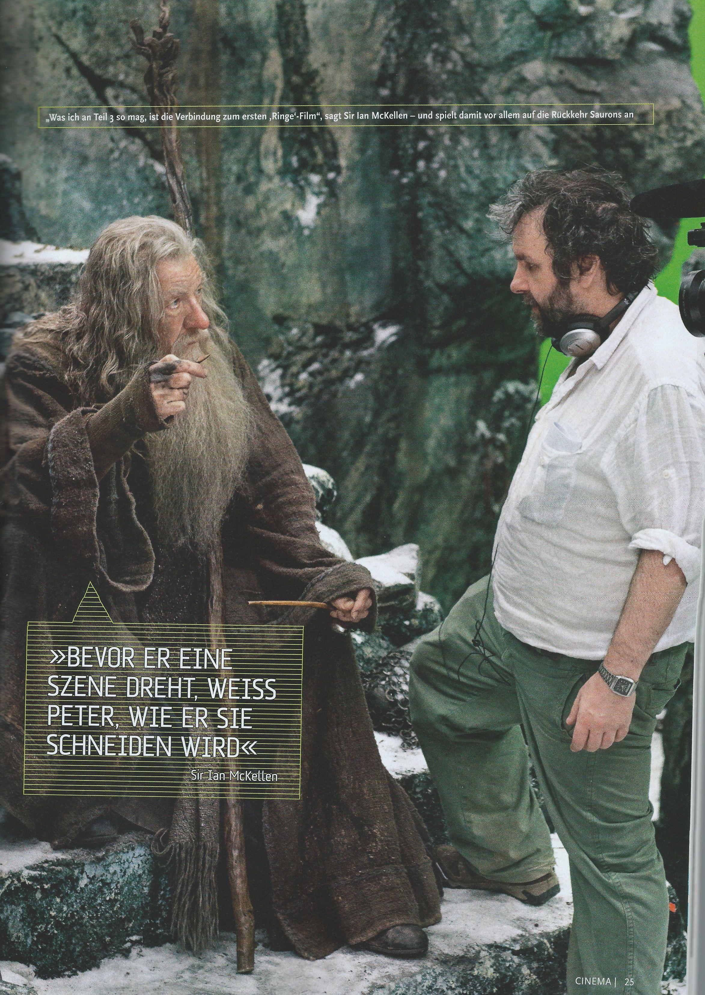 The Hobbit: The Battle of the Five Armies - Cinema Magazine