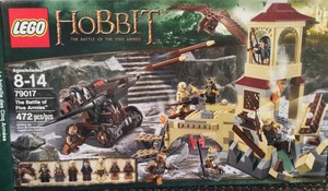 The Hobbit: The Battle of the Five Armies LEGO set