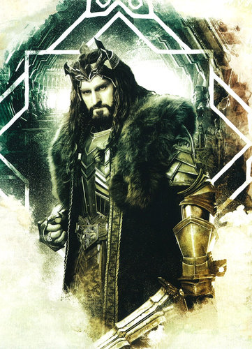 द हॉबिट वॉलपेपर called The Hobbit: The Battle of the Five Armies - Thorin Oakenshield