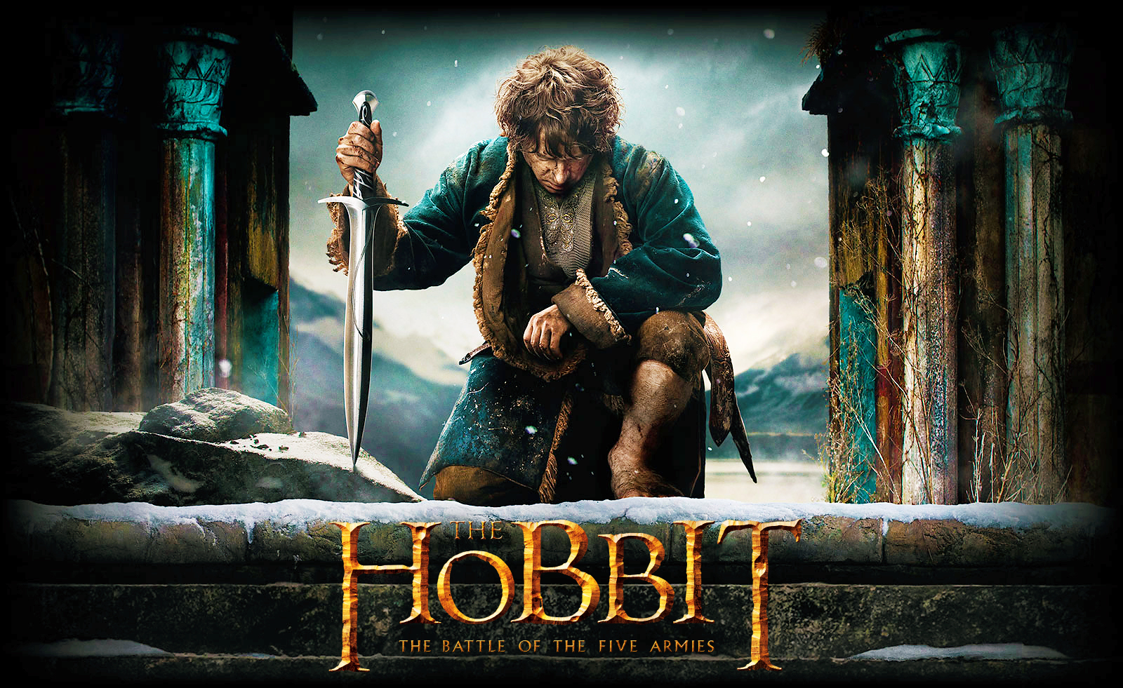The Hobbit: The Battle of the Five Armies - fondo de pantalla