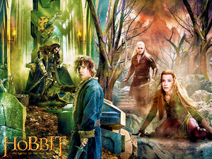 The Hobbit: The Battle of the Five Armies mga wolpeyper