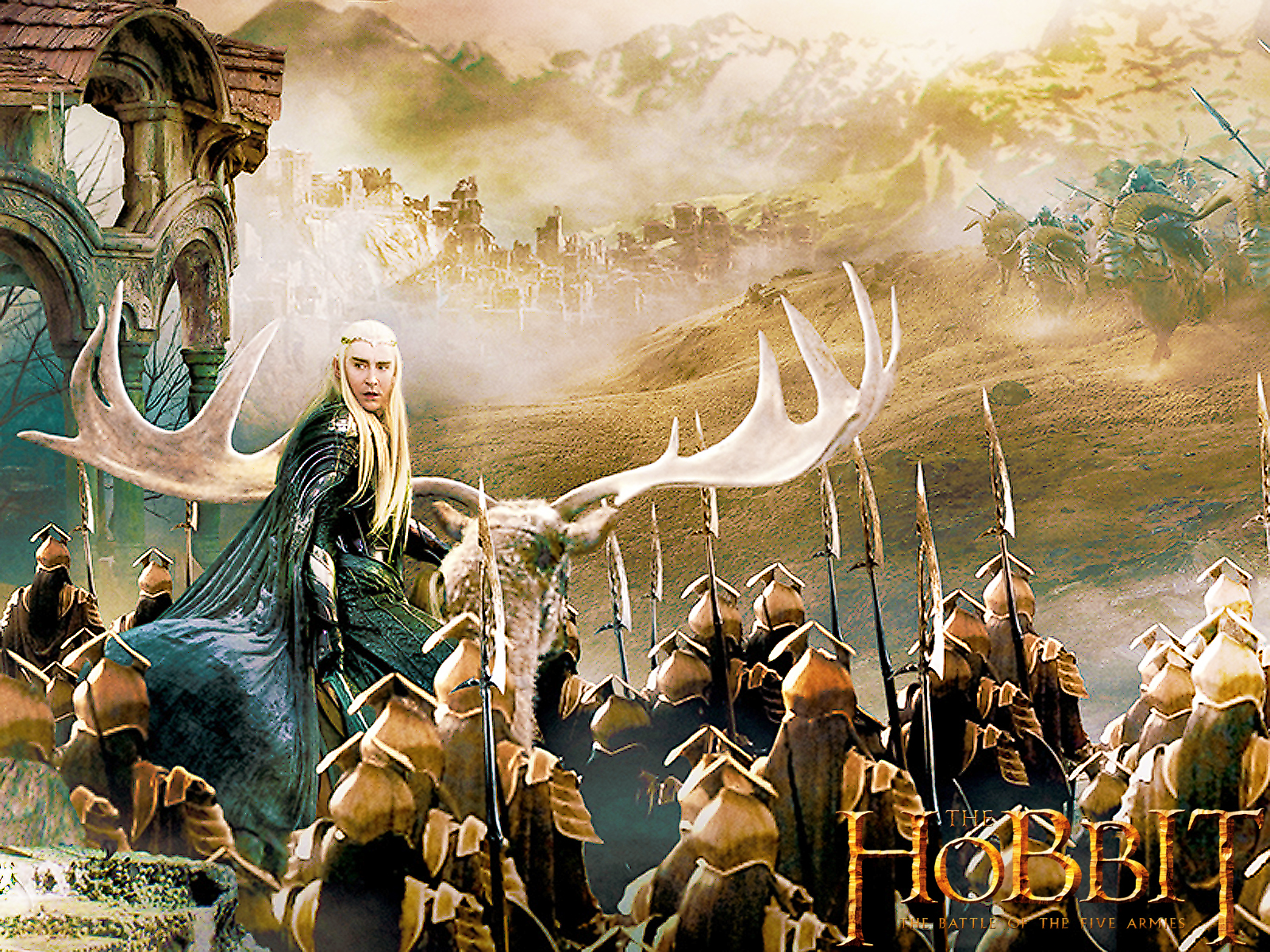 The Hobbit Images Battle Of Five Armies Wallpapers HD Wallpaper And Background Photos