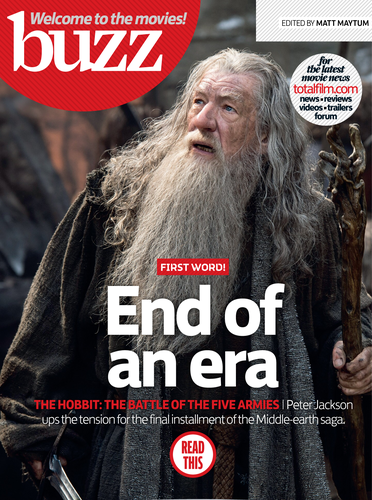 호빗 바탕화면 probably with 아니메 entitled The Hobbit: The Battle of the Five Armies in Magazine