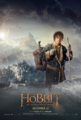 The Hobbit: The Desolation of Smaug - Bilbo Baggins Poster