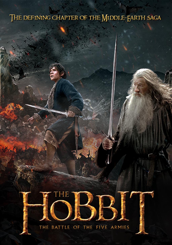 The Hobbit the battle of five armies™ poster - The Hobbit ...