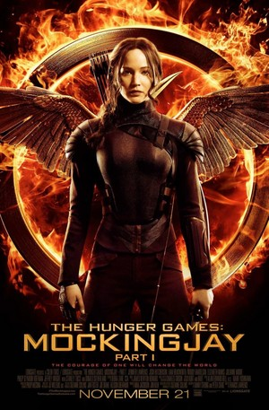 The Hunger Games: Mockingjay – Part 1 - Final Poster