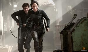 The Hunger Games: Mockingjay Part 1 - New imagens