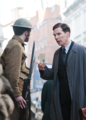 The Imitation Game - New Still - benedict-cumberbatch photo