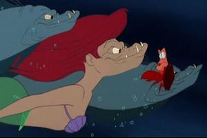 The Little Mermaid Faceswap