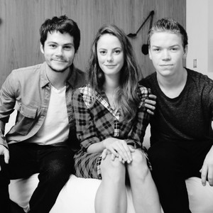 The Maze Runner cast