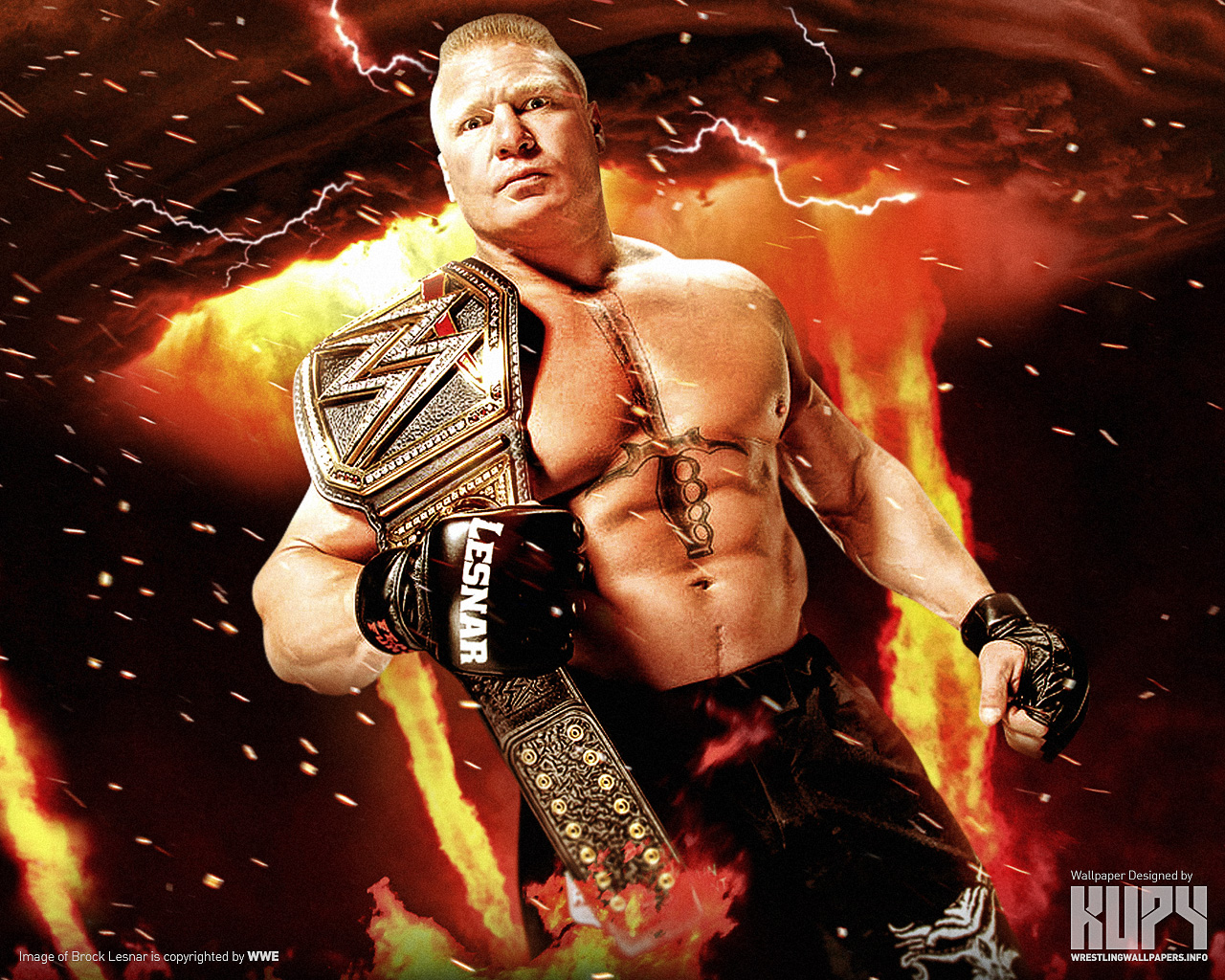 wwe bilder the new wwe world heavyweight champion brock lesnar hd