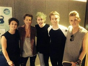The Vamps and Muke
