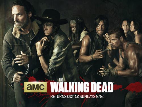 Os Mortos-Vivos wallpaper entitled The Walking Dead