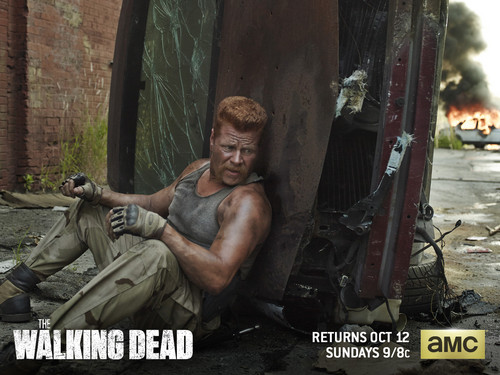 the walking dead wallpaper titled Abraham Ford
