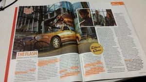 The flash TVGuide Magazine