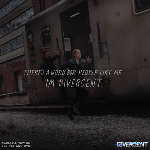 There's a word for people like me it is divergent