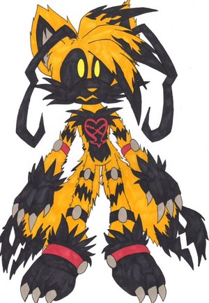 This is how miles would look as a heartless