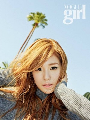 Tiffany for 'Vogue Girl'